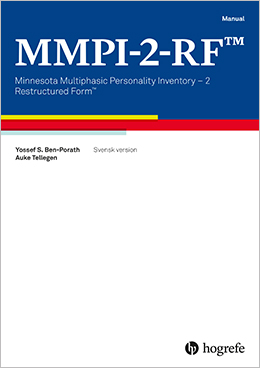 MMPI-2-RF. Minnesota Multiphasic Personality Inventory-2-Restructured Form.