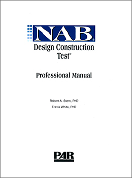 NAB Design Construction Test